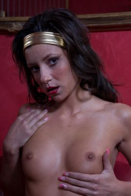 Brigitta's erotic picture set'